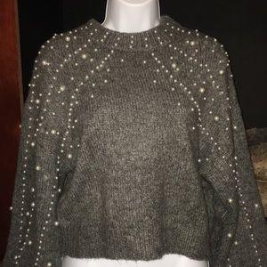 BNWT Zara knit sweater size M